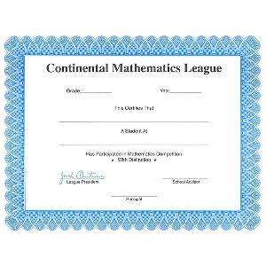 CML Certificate