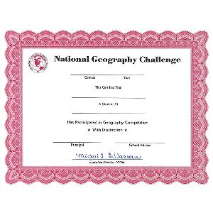 NGC Certificate