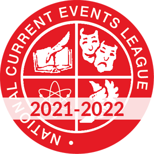National Current Events League Logo